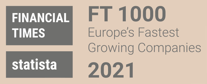 FT1000 Europes Fastest Growing Companies 2021